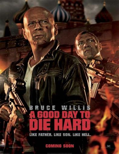 Ver La jungla: Un buen día para morir (La jungla de cristal 5) (A Good Day to Die Hard – Die Hard 5 (Die Hard V)) (2013) Online