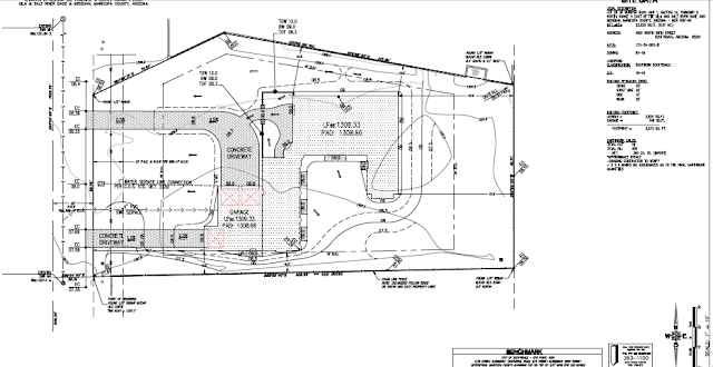 sample of grading and drainage plan, grading and drainage plan