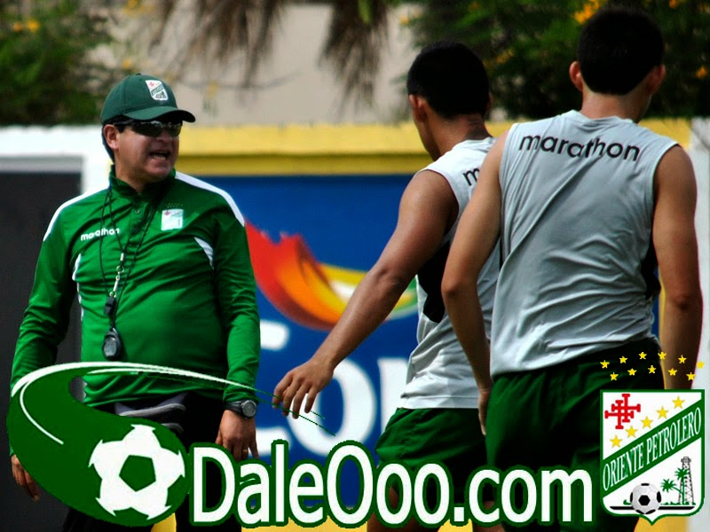 Oriente Petrolero - Eduardo Villegas- Rodrigo Vargas - Pedro Azogue - DaleOoo.com página del Club Oriente Petrolero