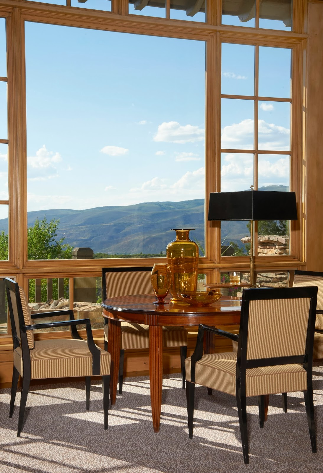 Baker dining chairs archives simplified bee - Beaver Creek Home