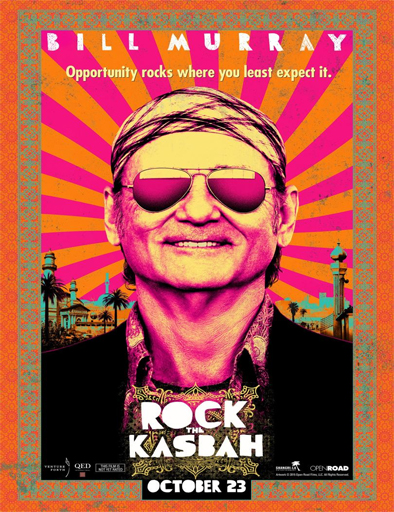 Ver Rock the Kasbah (2015) Online