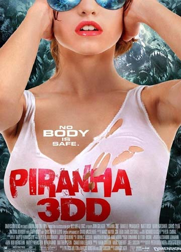 Piranha 3DD Movie