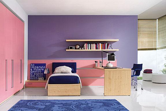 Colores para dormitorios dormitorios con estilo for Colores de moda para pintar habitaciones