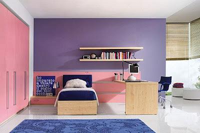 color para habitaciones