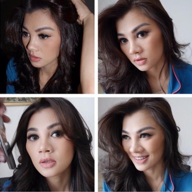 Cantik dan Manis nya Foto - Foto Adinda Bakrie, Bikin Heboh Sosmed