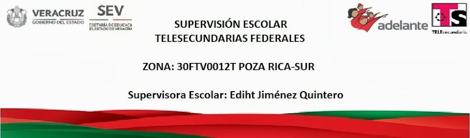 TELESECUNDARIAS ZONA 12 POZA RICA SUR
