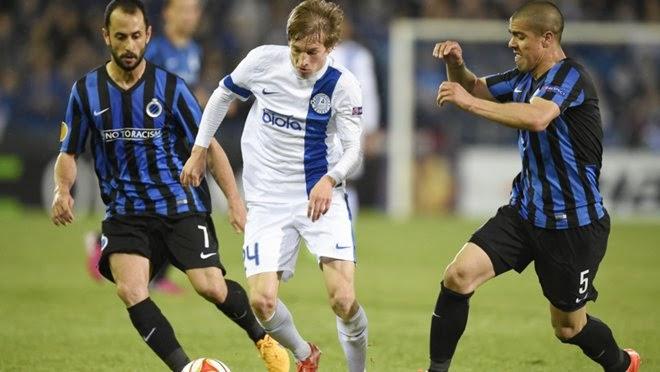 Tip kèo cá độ Dnipro vs Club Brugge