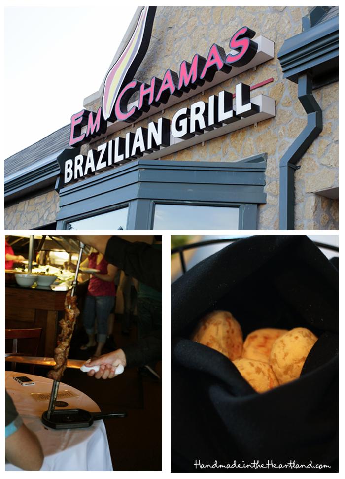 Em Chamas, brazilian grill, kansas city brazilian grill