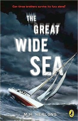 "Tweens Read ""The Great Wide Sea"" for May 14, 2015"