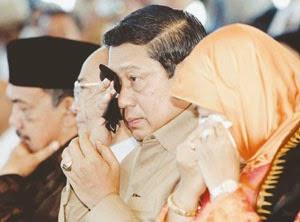 Catatan Mantan Presiden SBY Mengenang 10 Tahun Tsunami Aceh