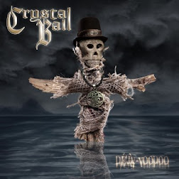 "CRYSTAL BALL: ""Déjá-Voodoo"" - (2 de septiembre - 2016) Massacre Records"