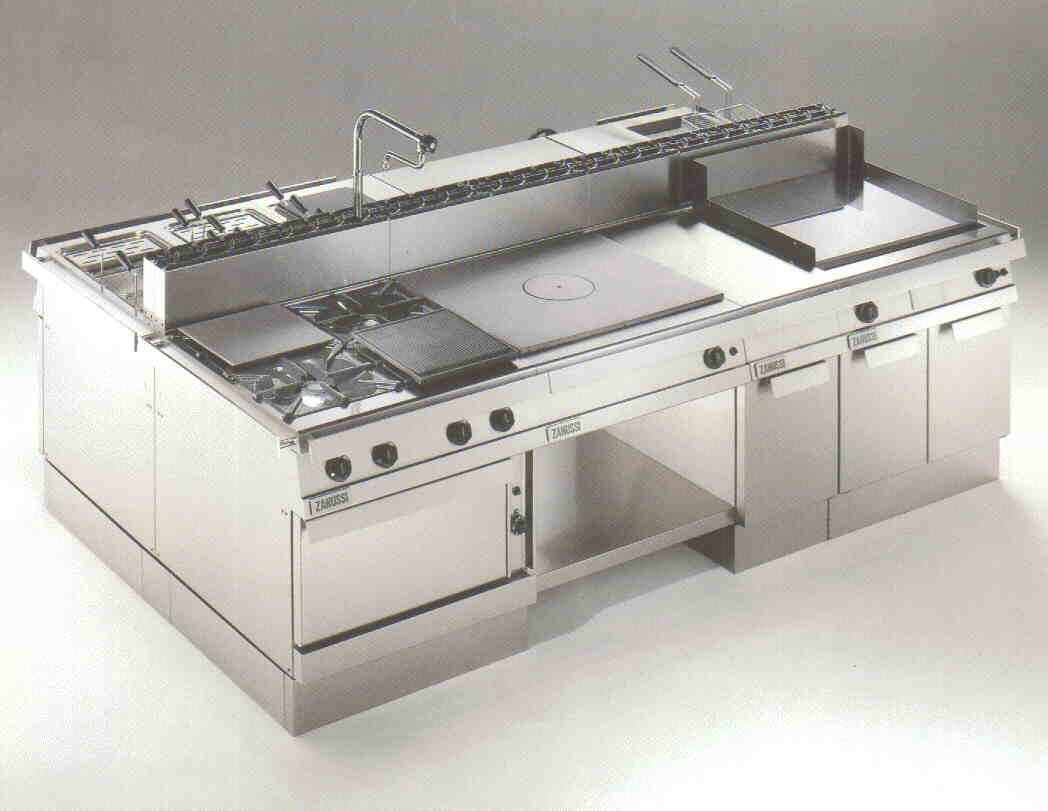 Articulos de interes para empresas y pymes mayo 2012 for Cocinas industriales siglo
