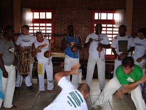 Roda 1° Batizado Capoeira Una Ganga Tramandaí/RS 2009