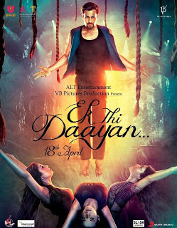 Ek Thi Daayan (2013) Movie Poster