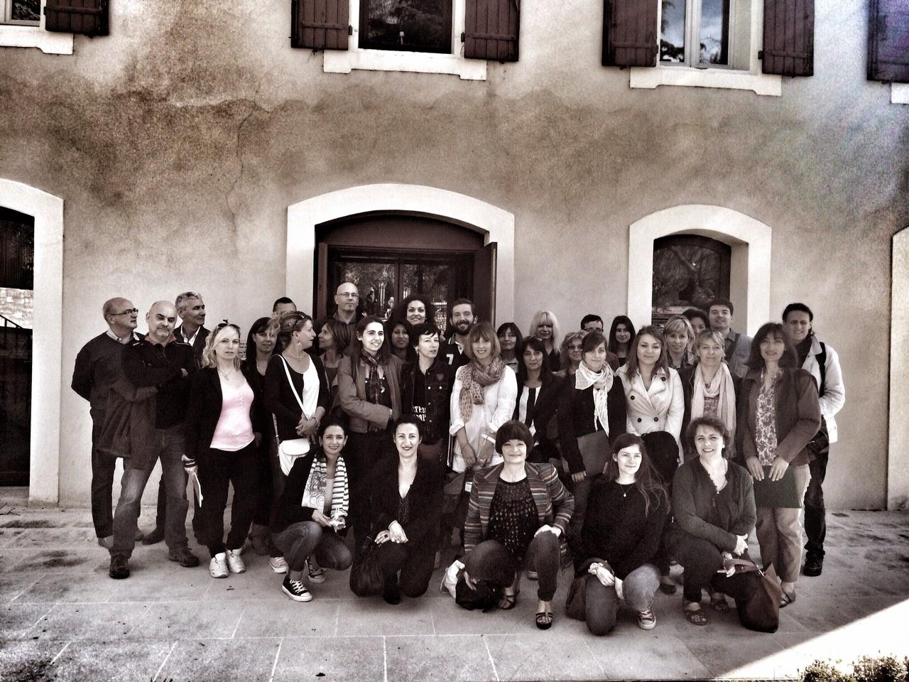 Table ronde autour de la communication des offices du tourisme en vaucluse - Office de tourisme du vaucluse ...
