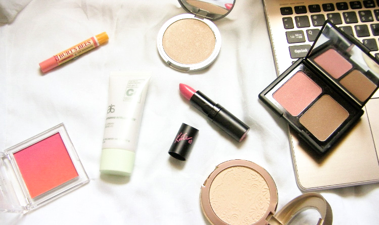 summer makeup beauty products blog