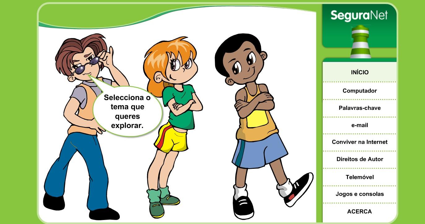 Seguranet pré-escola e 1º ciclos
