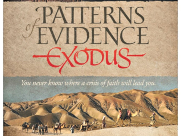 Patterns of Evidence : Exodus ( Review and GIVEAWAY)