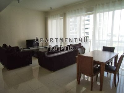 Estella in HCMC for rent 126 sqm