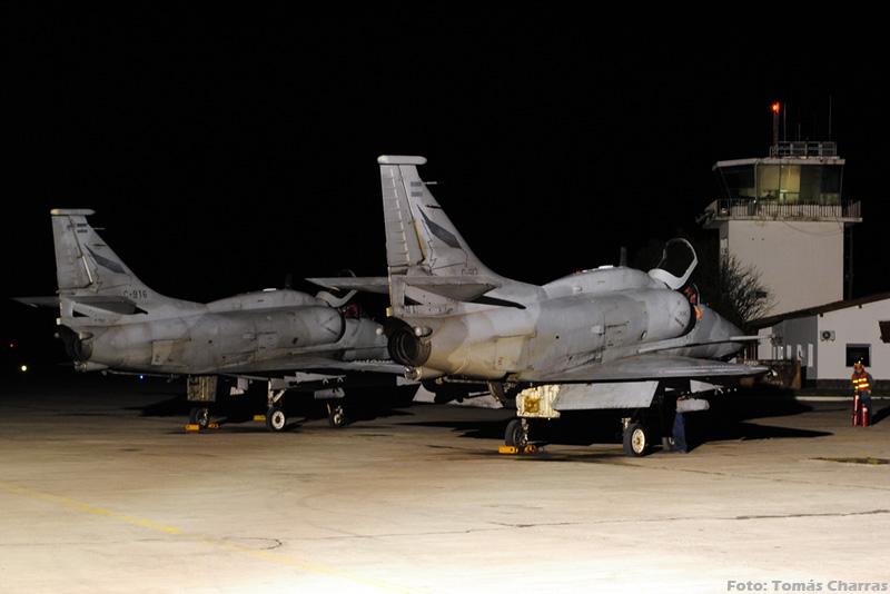 A-4 AR en la V Brigada Aerea -spotting- TC_11102editadaforo