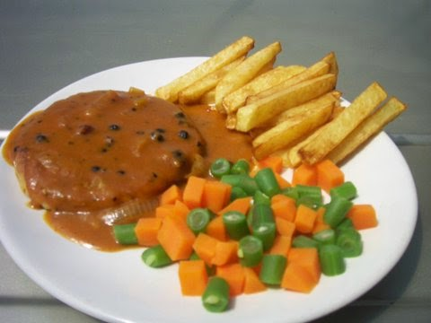 Resep Steak Tempe Tanpa Daging