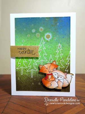 Fox Hollow | Newtons Nook Designs | Created by Danielle Pandeline