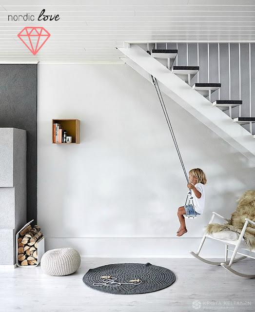 Nordic Love #3 [kids friendly- la casa per la famiglia]