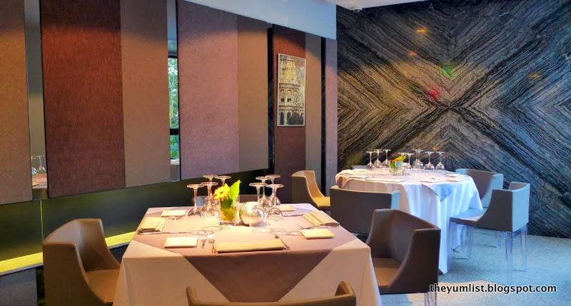 La Scala Italian Restaurant, Kuala Lumpur