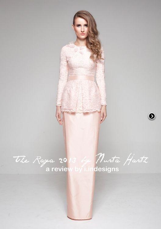 Koleksi Design Baju Raya Nurita Harith NH - Inspirasi Fashionista