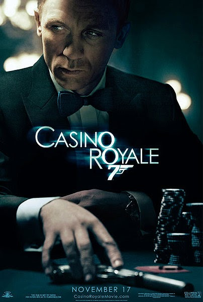 Casino royale opening scene analysis