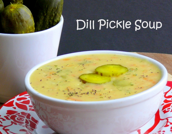 Dill Pickle soup http://noblepig.com/2013/03/dill-pickle-soup/