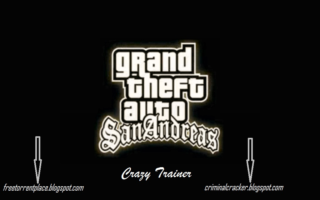 gta san andreas crazy trainer free download for pc