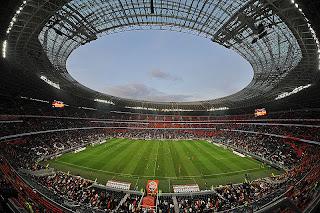foto Donbass Arena, Donetsk