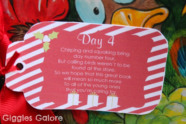 12 Days of Christmas Service: {Day 4} Four Calling Birds - Giggles ...
