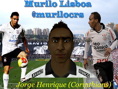 FIFA 12 Jorge Henrique Face