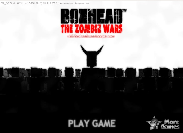 box head the zombie wars