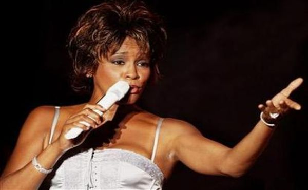 Prosesi Pemakaman, Whitney Houston