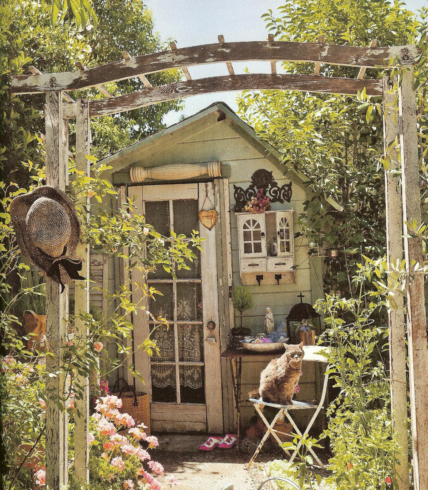 NANA DIANA TAKES A BREAK: Flea Market Gardens Pictures Market Garden