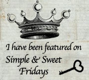 Sweet and Simple Fridays
