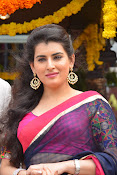 Archana Launches Srinivasa Textiles Photos-thumbnail-6