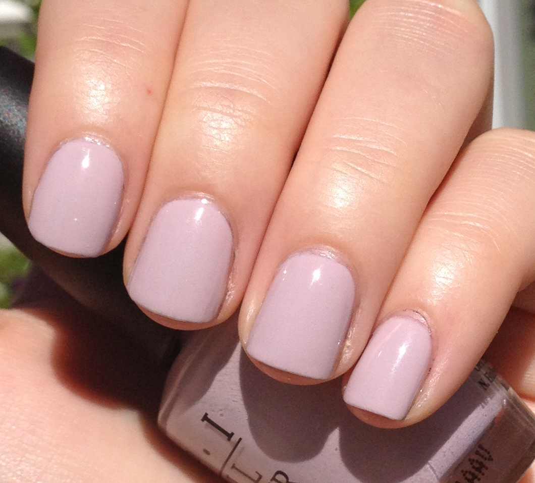 Shelby's Swatches: OPI Steady as She Rose