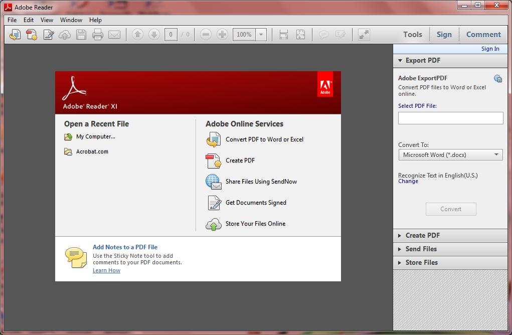 Download Adobe Reader 11.0.3 Terbaru 2014