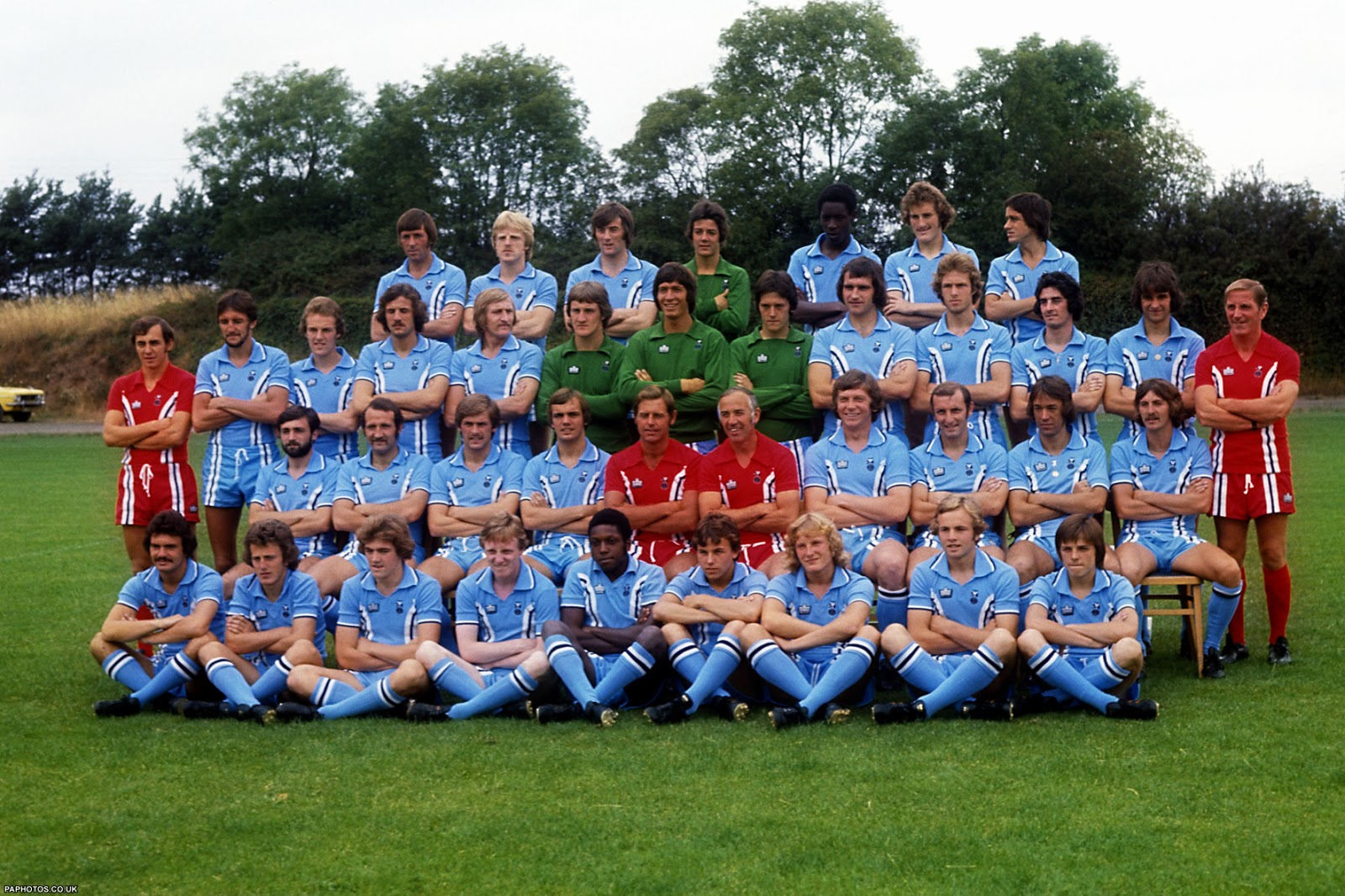 COVENTRY CITY 1976-77. By Soccer Stars.