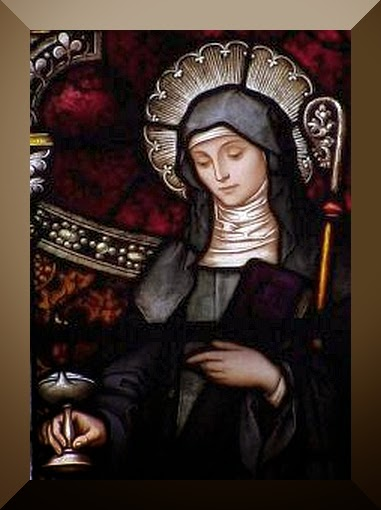 Saint Brigid of Ireland