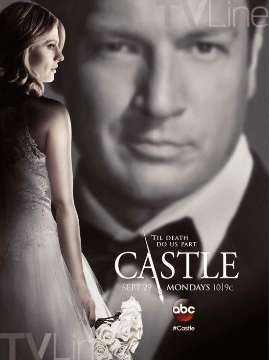Castle Temporada 7 audio español