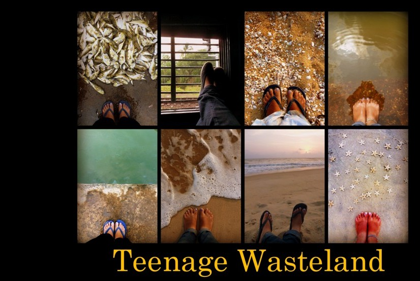 Teenage Wasteland
