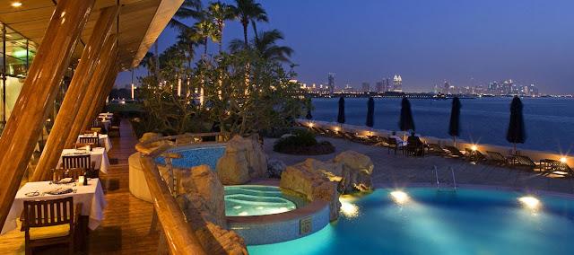 Restaurante hotel Burj al Arab