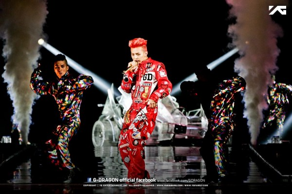 G-Dragon Konser One Of A Kind Di Jepang 02