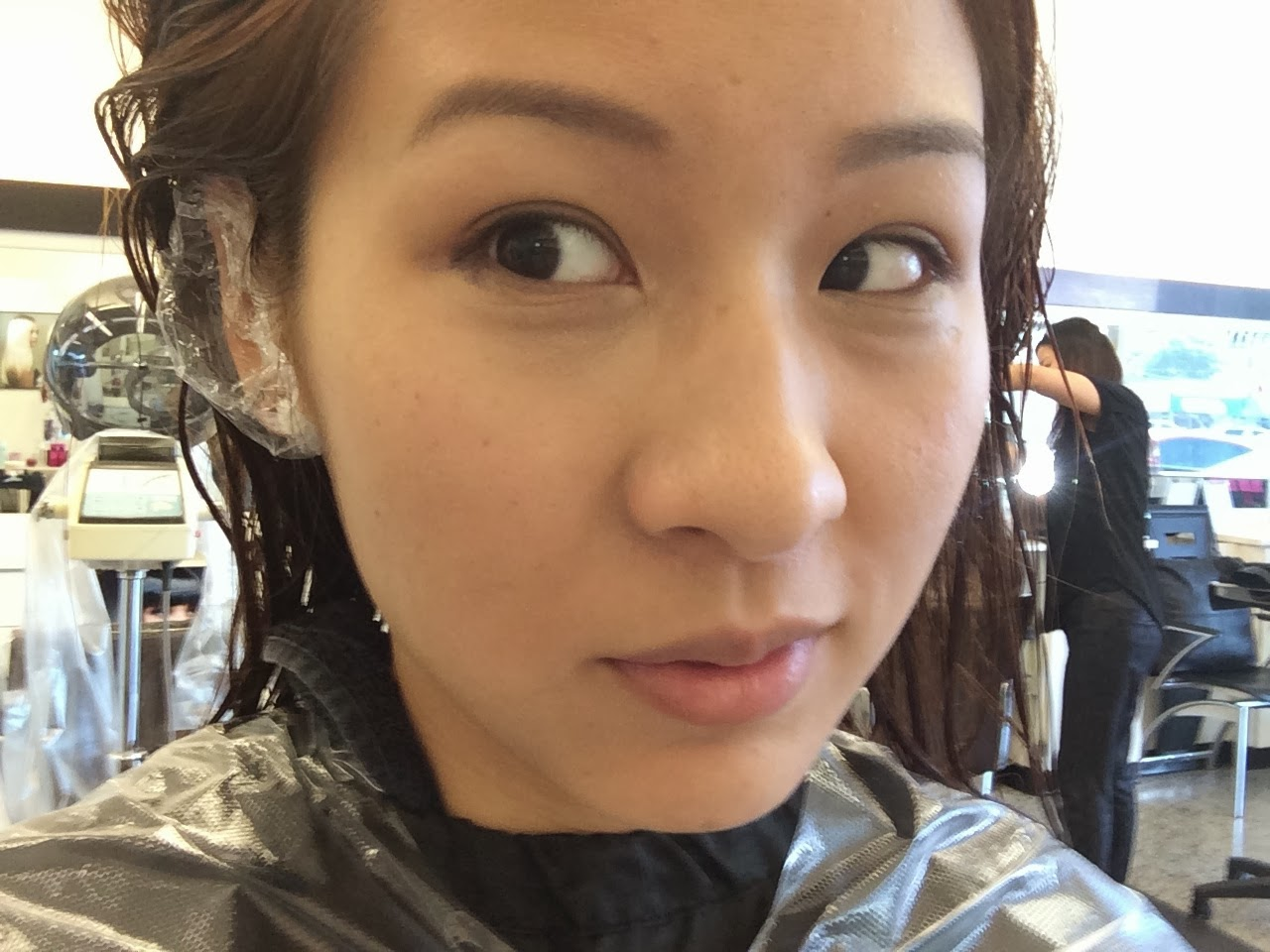Kristine Kay Le Anna Bang Hair Design Tampa Liscio