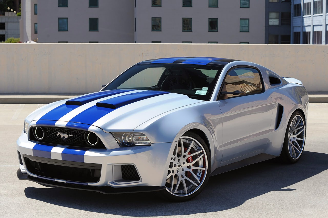 "The Mustang Fills Role as the Perfect ""Hero Car"""
